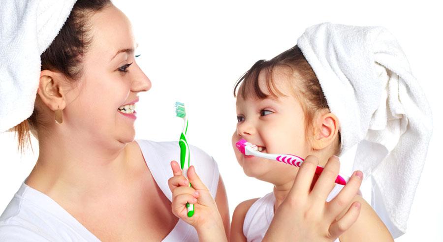 HIgiene Oral en niños
